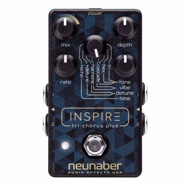 Rent Neunaber Audio Effects Inspire Tri-Chorus Plus