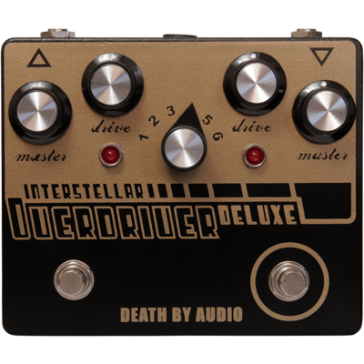 Rent Death By Audio Interstellar Overdriver Deluxe
