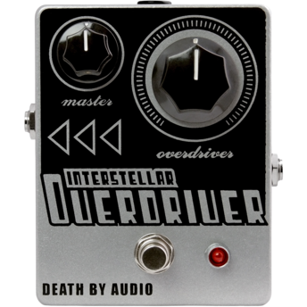 Rent Death By Audio Interstellar Overdriver