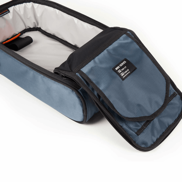 MONO Classic Tick Accessory Case 2.0, Grey