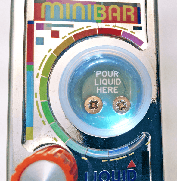 Rainger FX Minibar – Liquid Analyser