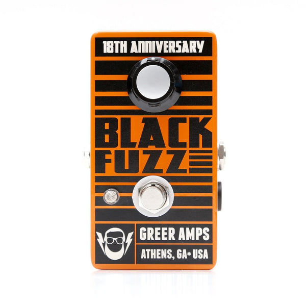 Greer Amps Black Fuzz | 18th Ann.