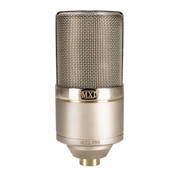 MXL 990-HE Heritage Edition Condenser Microphone