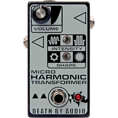Rent Death By Audio Micro Harmonic Transformer