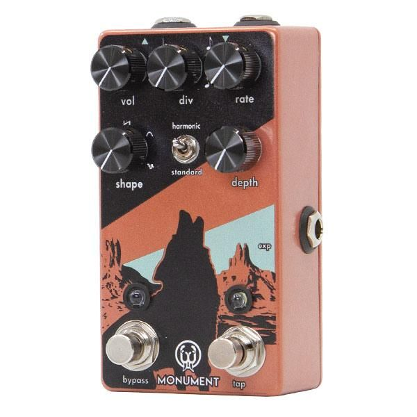 Rent Walrus Audio Monument v2 Harmonic Tap Tremolo