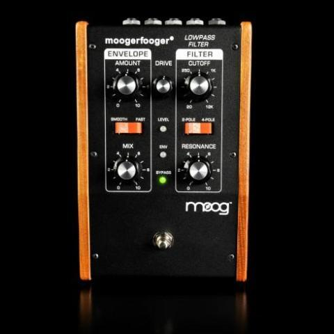 Rent Moog MF-101 Lowpass Filter Moogerfooger