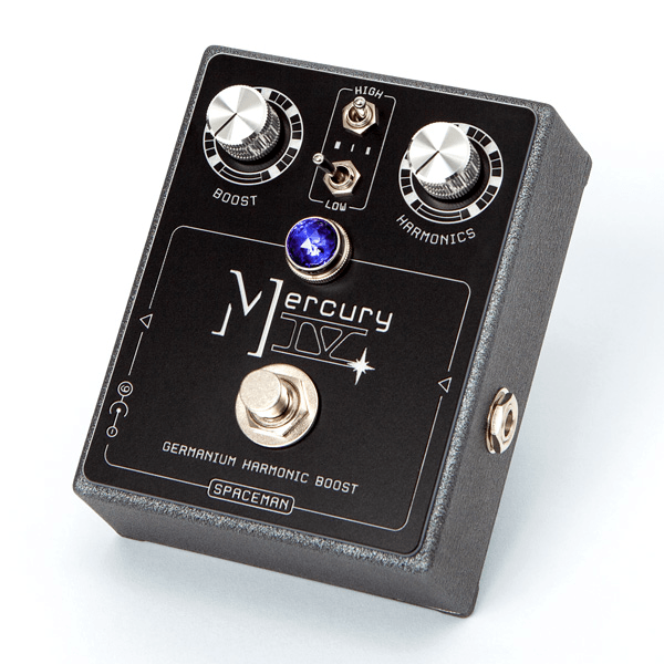 Spaceman Mercury IV / Germanium Harmonic Boost (Moonrock Edition)
