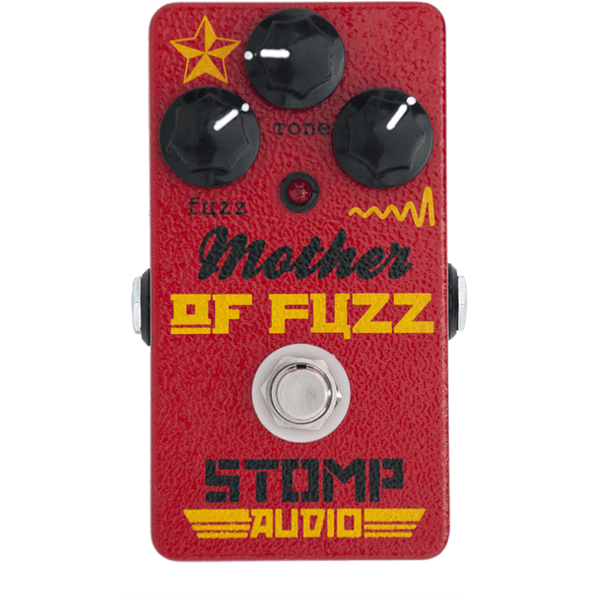 Stomp Audio Labs Mother of Fuzz Germanium Fuzz