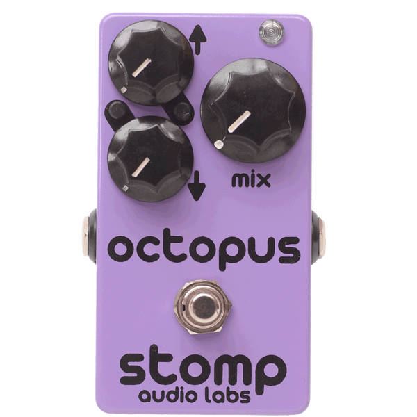 Stomp Audio Labs Octopus Monophonic Octaver