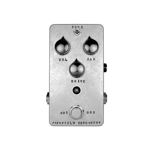Fairfield Circuitry The Barbershop Overdrive v2