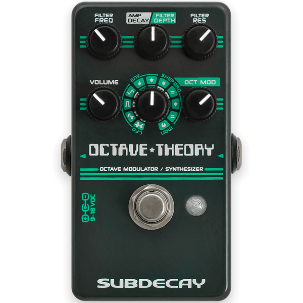 Rent Subdecay Octave Theory Octave Modulator / Synthesizer