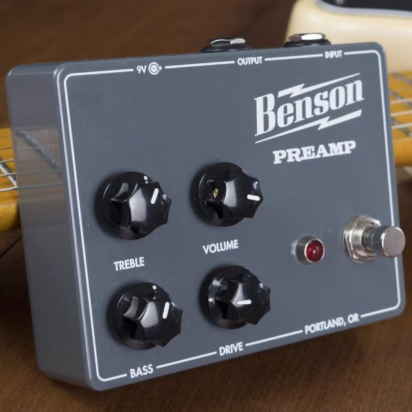 Rent Benson Amps Preamp