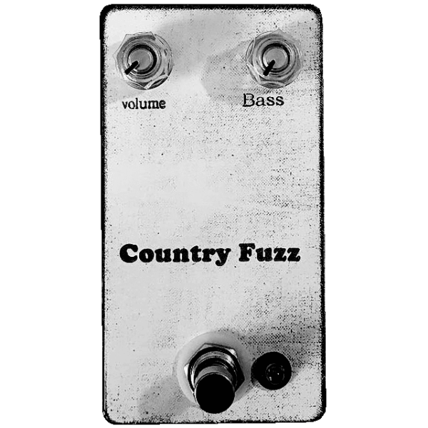 Mid-Fi Electronics Country Fuzz
