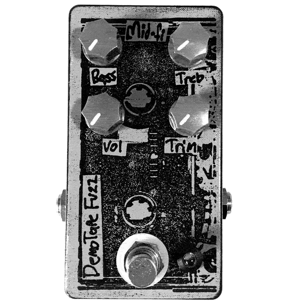 Mid-Fi Electronics Demo Tape Fuzz