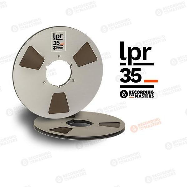 "Recording The Masters - RTM / LPR35 1/4"" Audio Tape"