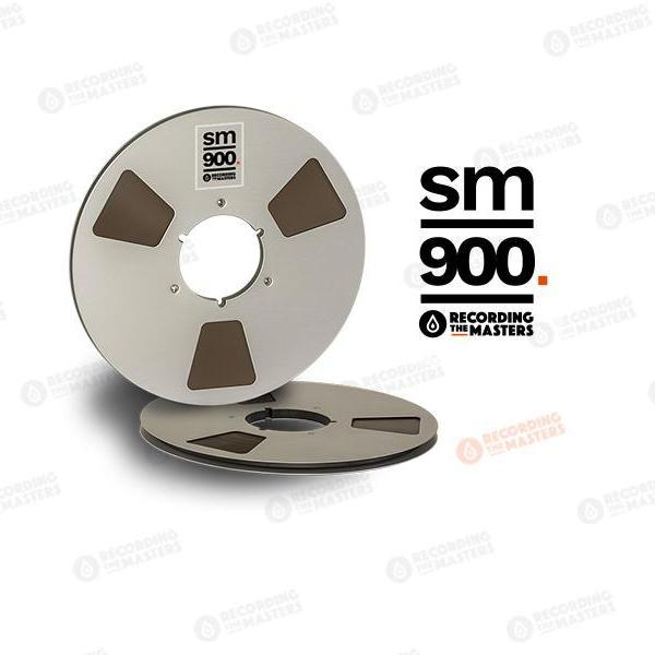 "Recording The Masters  - RTM / SM900 1/4"" Audio Tape"
