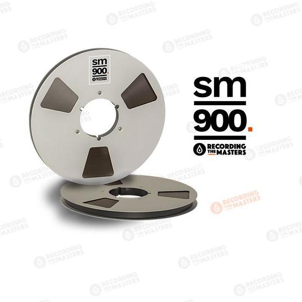 "Recording The Masters  - RTM / SM900 1/2"" Audio Tape"