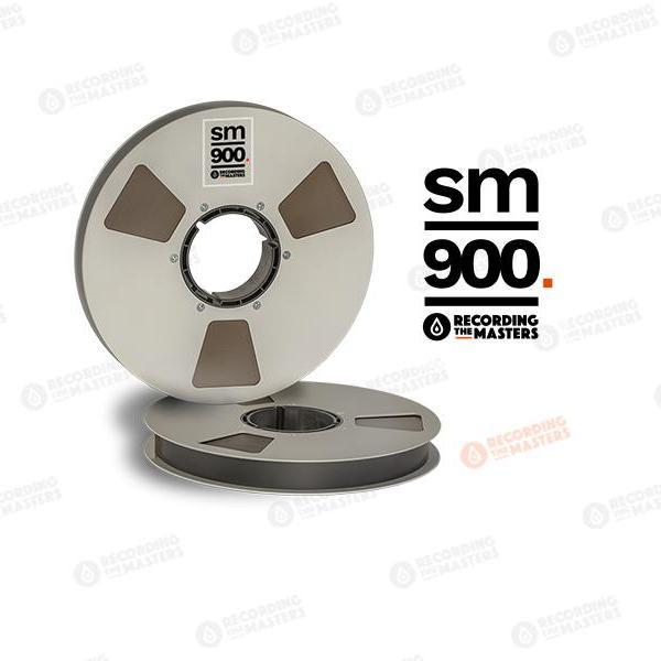 "Recording The Masters  - RTM / SM900 1"" Audio Tape"