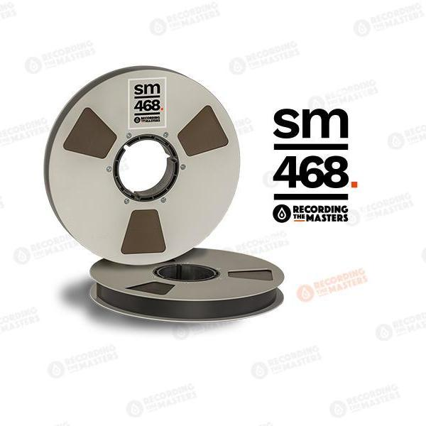 "Recording The Masters  - RTM / SM468 1"" Audio Tape"