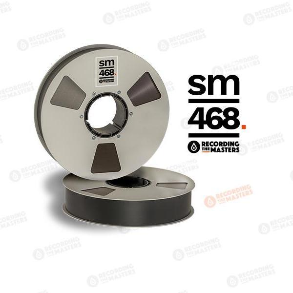 "Recording The Masters  - RTM / SM468 2"" Audio Tape"