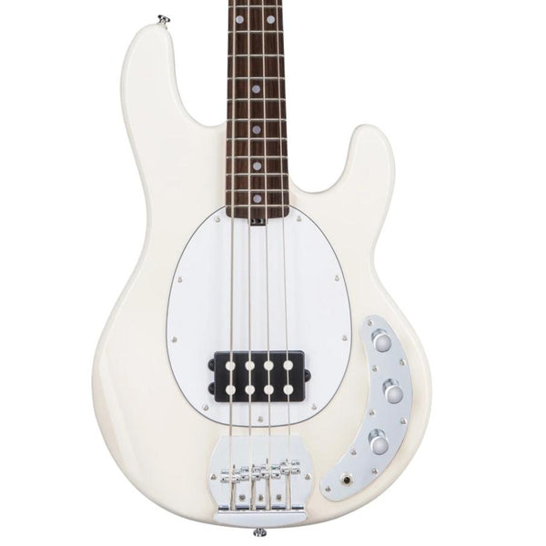 Sterling by Music Man StingRay, Vintage Cream