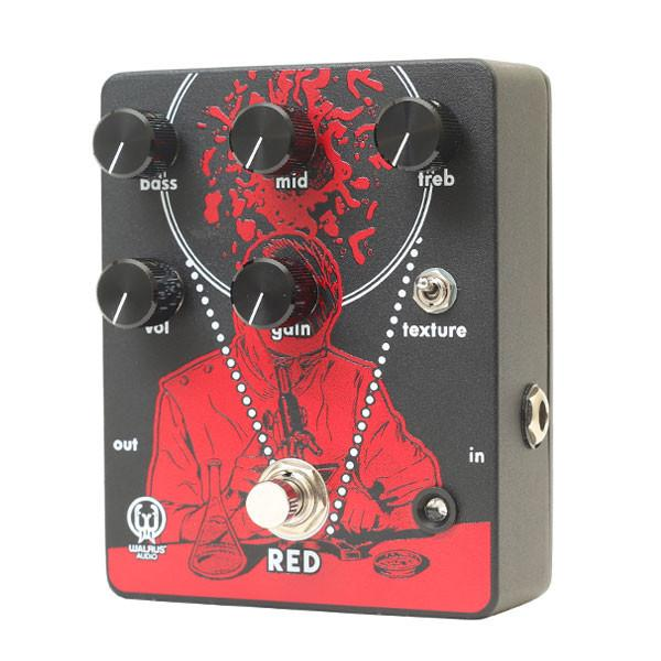 Rent Walrus Audio Red High Gain Distortion