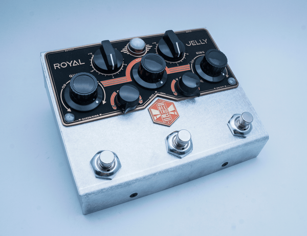 Beetronics Royal Jelly Overdrive/Fuzz