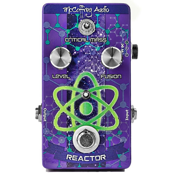 Rent McCaffrey Audio Reactor Boost Compressor