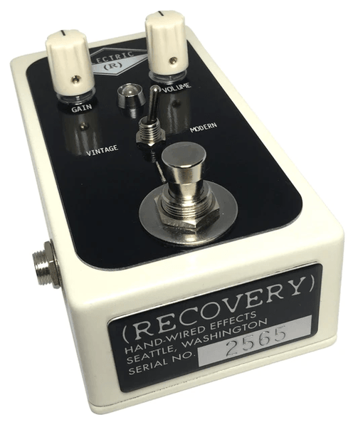 Recovery Effects Electric v2 (Transparent Drive / Compression)
