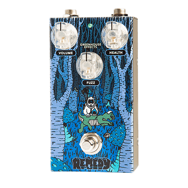 Greenhouse Effects Remedy Fuzz