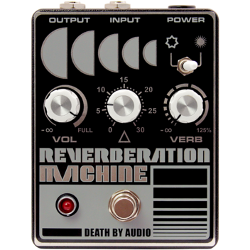 Rent Death By Audio Reverberation Machine