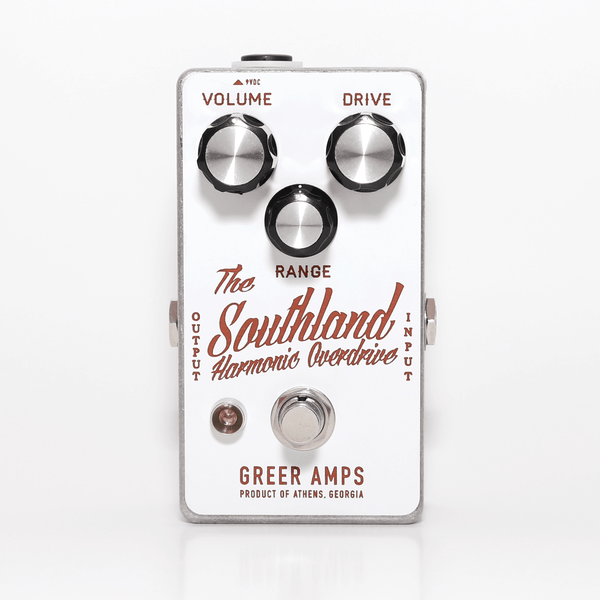 Rent Greer Amps Southland Harmonic Overdrive