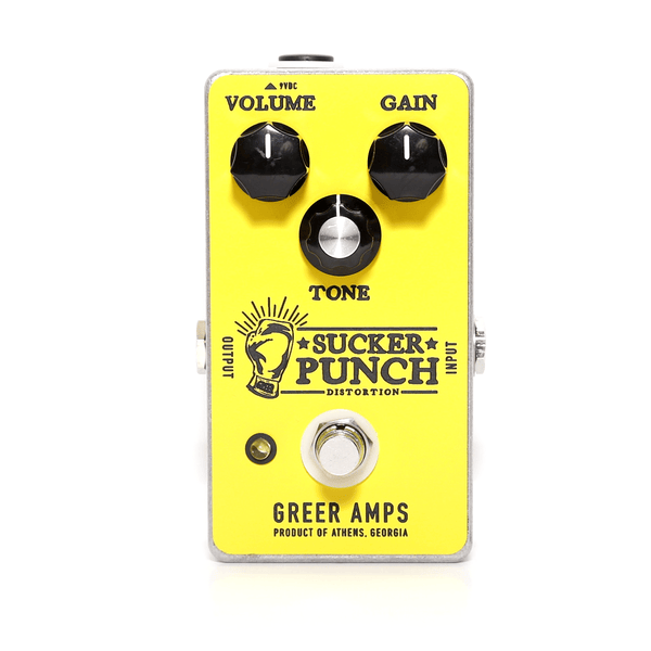 Rent Greer Amps Sucker Punch Distortion