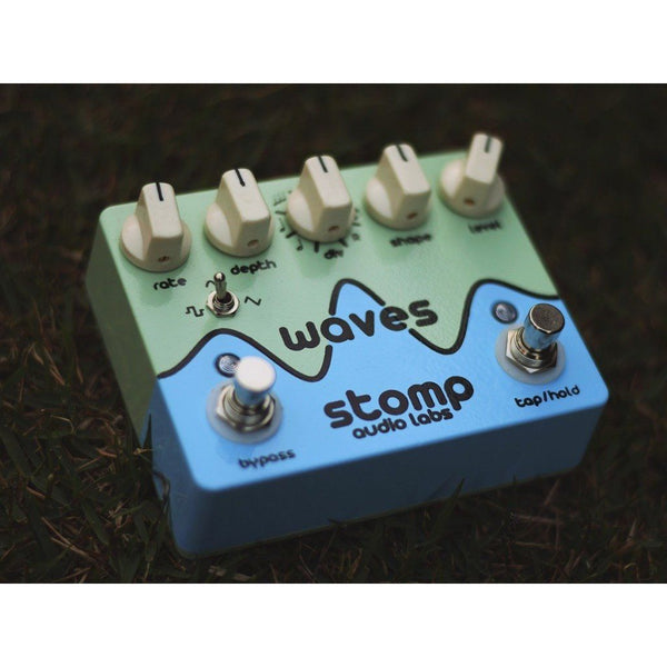 Rent Stomp Audio Labs Waves Tap Tremolo