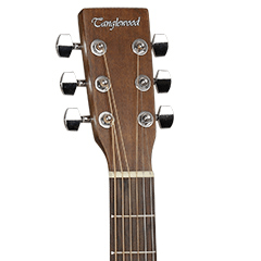 Tanglewood TWCR O Mahogany Orchestra Acoustic Guitar