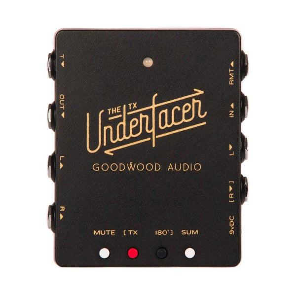 Goodwood Audio The Underfacer TX