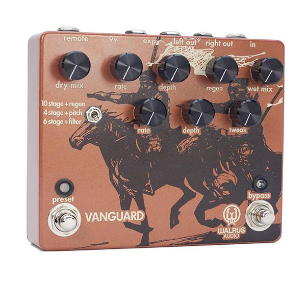 Rent Walrus Audio Vanguard Dual Phase - Series Phaser