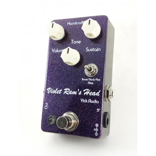 Vick Audio Violet Ram's Head