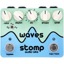 Stomp Audio Labs Waves Tap Tremolo