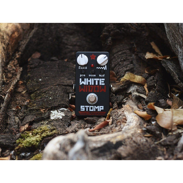 Rent Stomp Audio Labs White Widow Silicon Fuzz