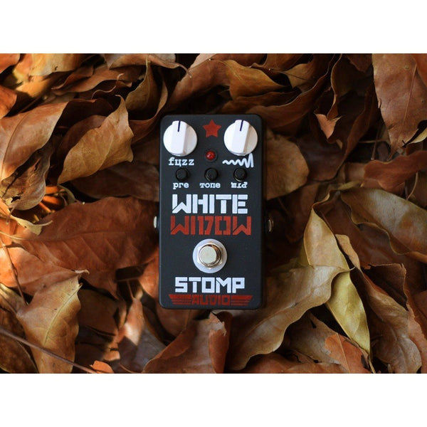 Stomp Audio Labs White Widow Silicon Fuzz