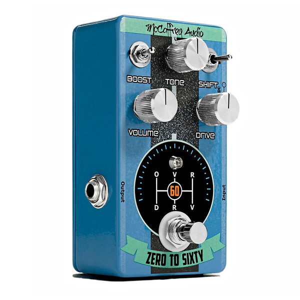 McCaffrey Audio Zero To Sixty Drive