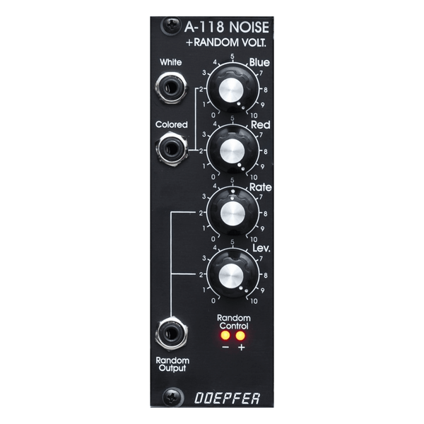 Doepfer A-118v Noise And Random Voltage (Vintage Series)