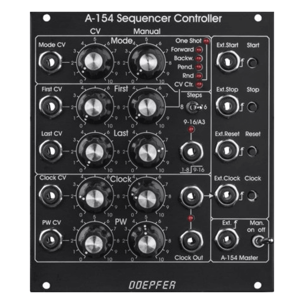 Doepfer A-154v Sequencer Controller (Vintage Edition)