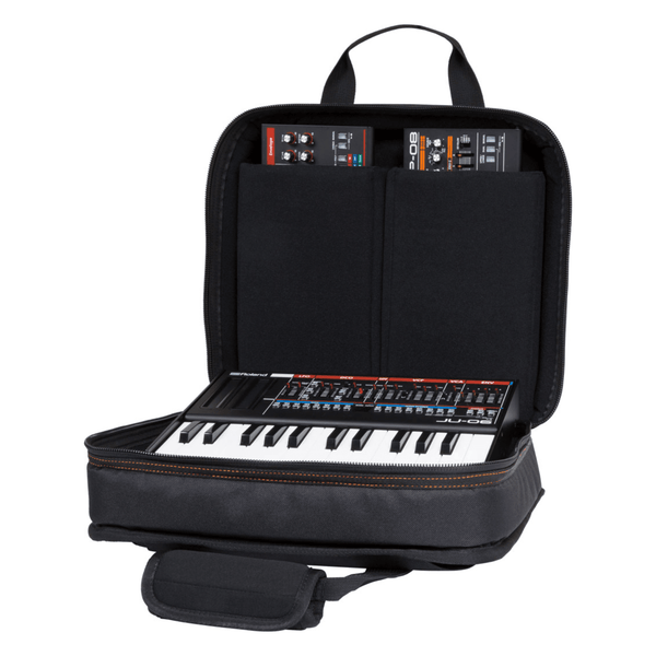 Roland CB-BRB3 Black Series Instrument Bag - Three Boutique Modules