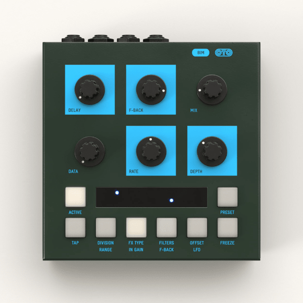 OTO Machines BIM Stereo 12-BIT Delay