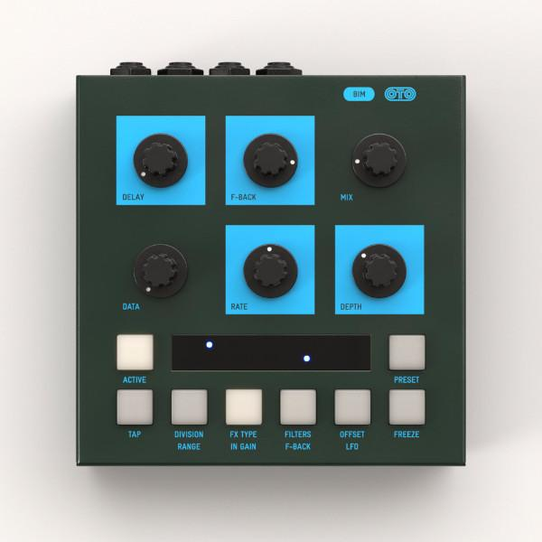 Rent OTO Machines BIM Stereo 12-BIT Delay