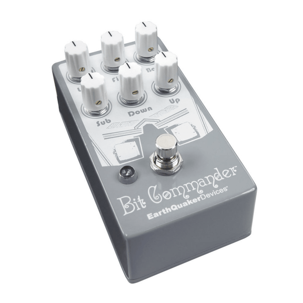 Rent Earthquaker Devices Bit Commander Guitar Synthesizer