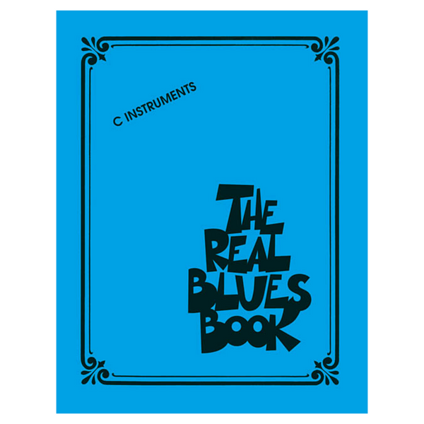 Hal Leonard Real Book Series The Real Blues Book