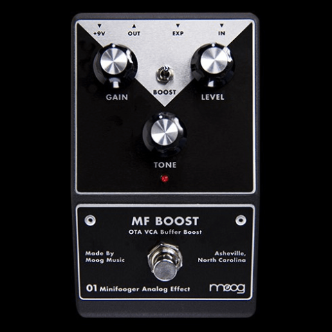 Rent Moog Minifooger MF Boost
